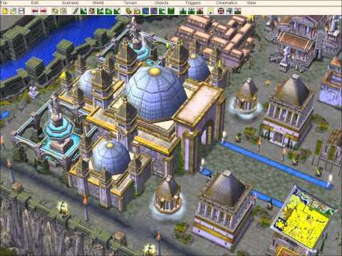 Age Of Mythology: City Map 1