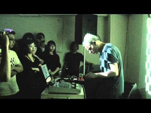 Frank Bretschneider live at Soup, 2012/10/13
