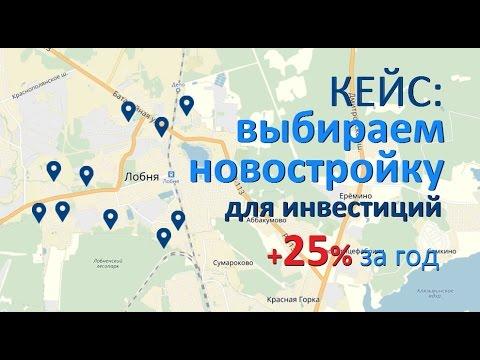 рынок новостроек москвы