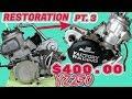 $400 YZ250 Restoration Pt. 3 Top End & Engine Makeover