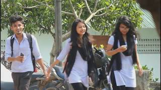 Proposing  to College Girls -BBA (Prank in Assam) || BAD BOYS ASSAM