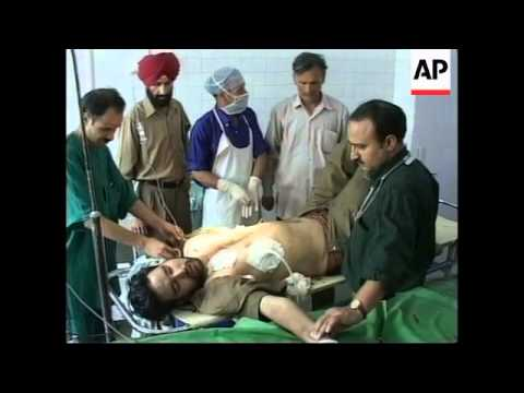 Islamic militants kill five Indian soldiers in two attacks.
