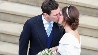 De highlights van het huwelijk van prinses Eugenie en Jack Brooksbank