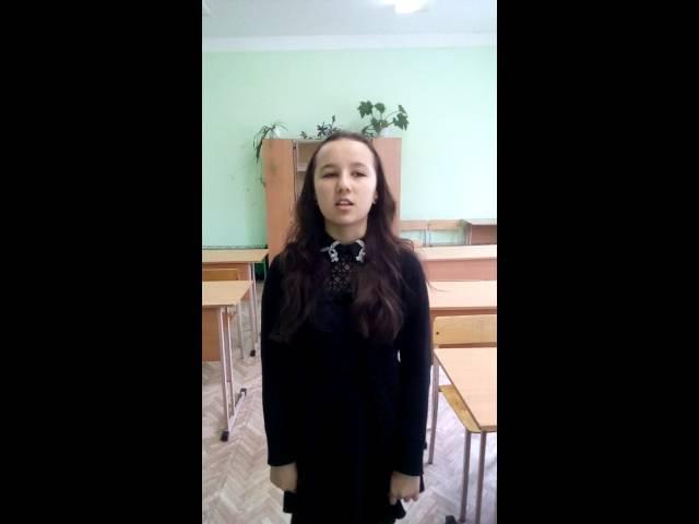 Елена Лисицына читает произведение «Слово» (Бунин Иван Алексеевич)
