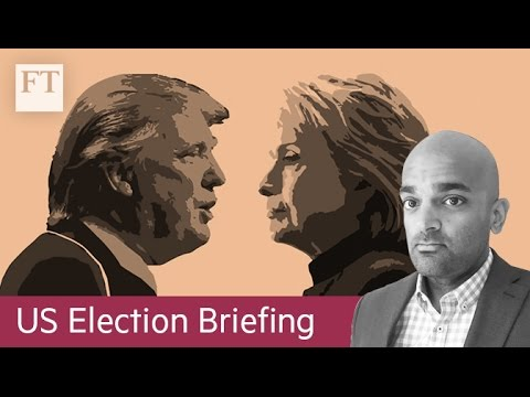 US election briefing First debate moves the polls | US Election Briefing