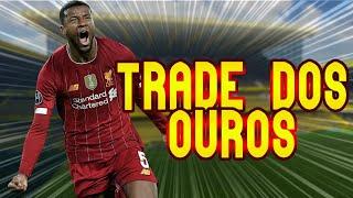 COMO FAZER TRADE DOS JOGADORES OUROS |FIFA MOBILE 20