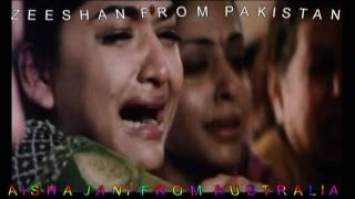 pakistan da lahad gate la ma gda cha janan rashi pashto  song singer wagma