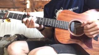 Passenger - Caravan - Fingerstyle acoustic guitar