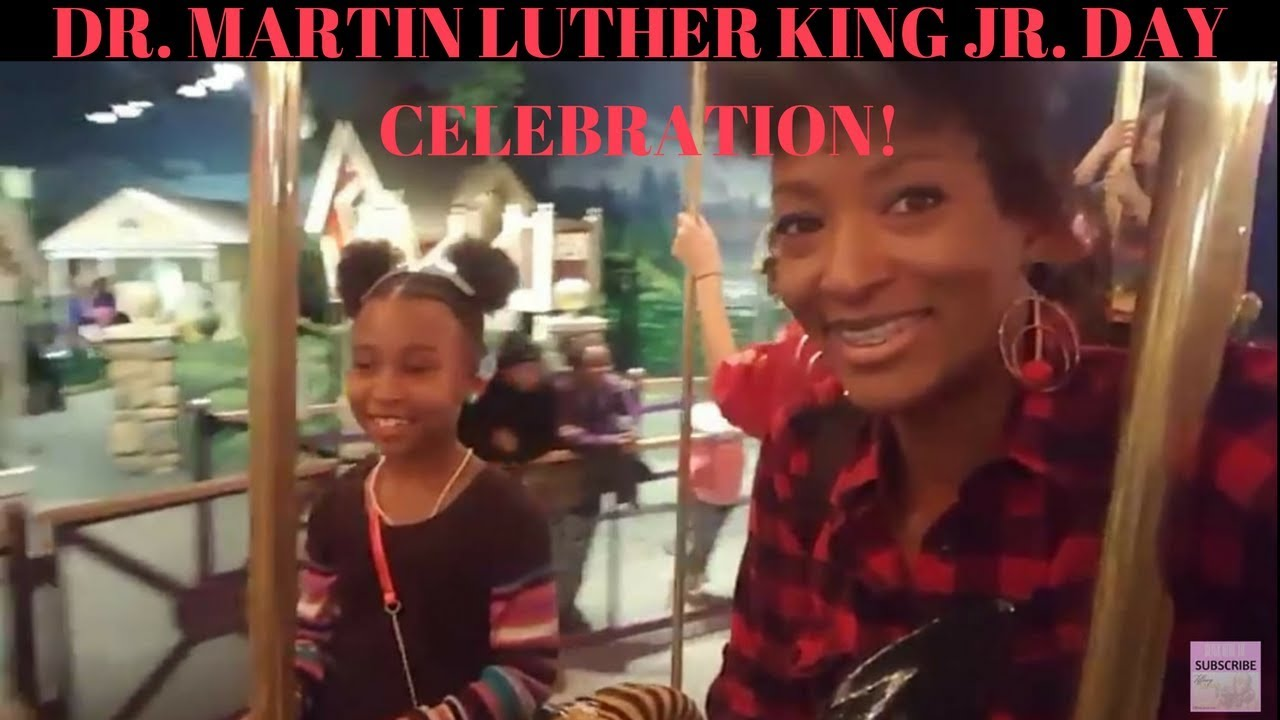 Mlk Day For Kids Dr Martin Luther King Jr Day 2018 At The