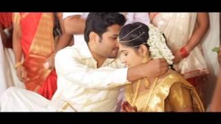 Arya + Vishnu Wedding highlights.