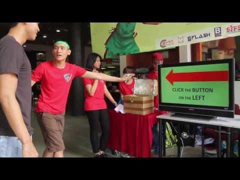 [Marketing Campaign] Raise the Curtains 2013 - RMIT Drama Club SGS