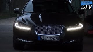 Jaguar XF 2.2  Diesel 2012 Videos