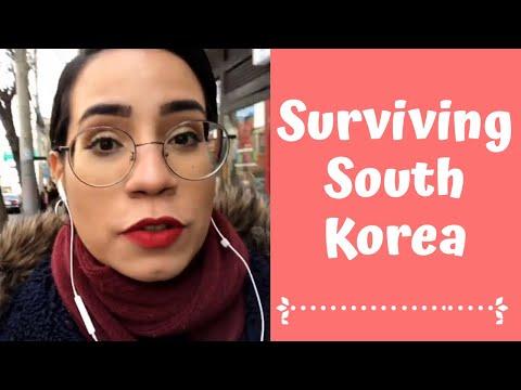 Traveling in Korea Apps | CC Español | Latina in Korea
