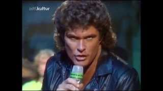 "David Hasselhoff - ""Is Everybody Happy"" live 1989 @ Na Siehste!"