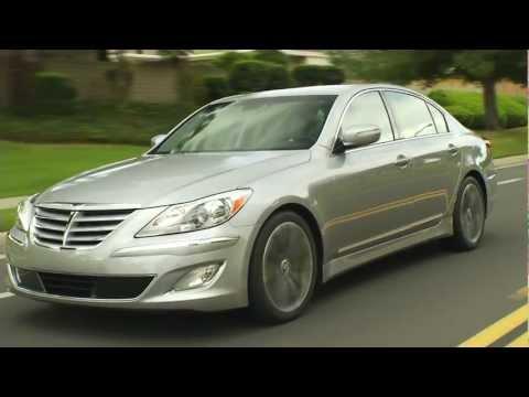 2012 Hyundai Genesis 5.0 R Spec Drive Time Introduction