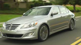 2012 Hyundai Genesis 5.0 R Spec Drive Time Introduction