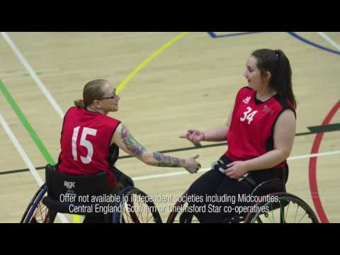 Co-op Causes | Tees Valley Wheelchair Sports Club