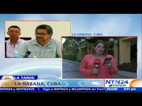 Aumentan las expectativas entre negociación del Gobierno colombiano y FARC para el acuerdo final