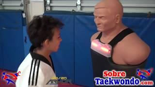 8 Juegos divertidos de Taekwondo para niños, jóvenes y adultos.