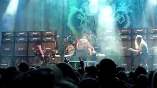 BLACK LABEL SOCIETY Damn The Flood - Live in Copenhagen 11 June 2014