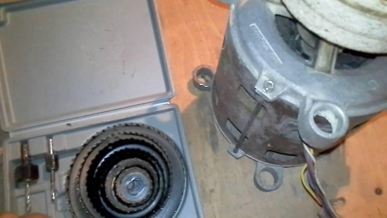 Как сделать шкив без токарного станка 18