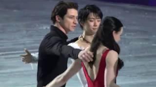 yuzuru hanyu 2018 PyeongChang EX 3 Finale