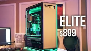 The $899 PC Case - PHANTEKS ELITE thumbnail