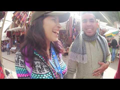 TOQUE UNA LLAMA, PROBE CHICHA MORADA | TRAVEL vlog7 | PERU 🇵🇪🍺⛰🎒