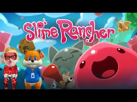 Örümcek Bebek ve Sincap Slime Rancher Oynuyor 2. Bölüm Örümcek Bebeğin Videoları
