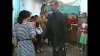 Хасавюрт 1994 год свадьба, танцует Султан!