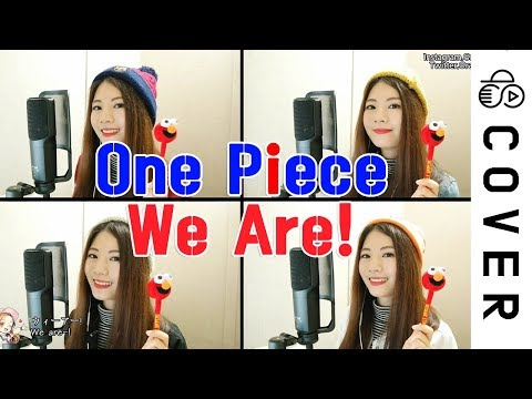 ONE PIECE OP 10 - We Are!┃Female Cover by Raon Lee
