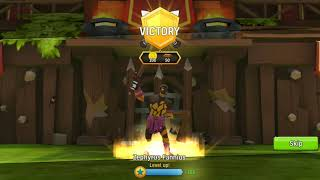 Gladiator Heroes Clash: Fighting and Strategy Game - for Android Gameplay Video screenshot 4