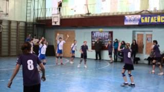 Гандбол Днепродзержинска. Девочки - Днепродзержинск - Терновка 2001 - 2002г.р.
