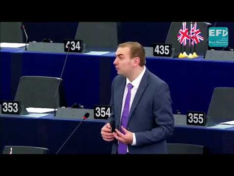 Breaches of human rights and democracy in the Maldives - Jonathan Arnott MEP