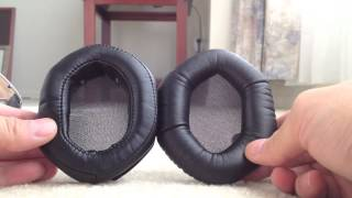 Some people have requested a video showing how to switch the pads o...