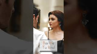 Yeh dil Tujhko kyu itna chahe Murat and Hayat full screen status