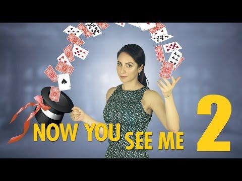Sihirbazlar Çetesi 2 Film İncelemesi - Now You See Me 2 Review - Çok az Spoiler