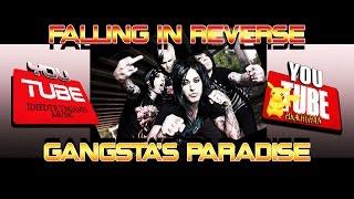 falling in reverse gangstas paradise mp3 download