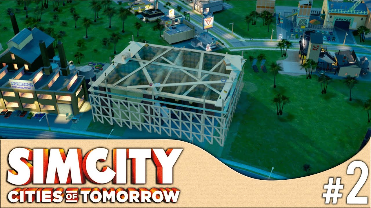 how to make money in simcity cities of tomorrow