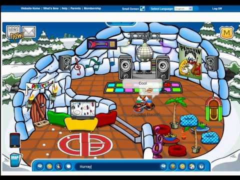 Download Club penguin:CHANGES TO NEW IGLOO CONTEST!!!!1DONT WATCH OLD ONE ONLY WATCH THIS WON!!
