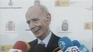 Fallece el ex fiscal general del Estado Jesús Cardenal