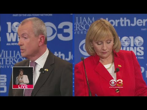 N.J. Governor Candidates Discuss Development Of Jersey City, Newark