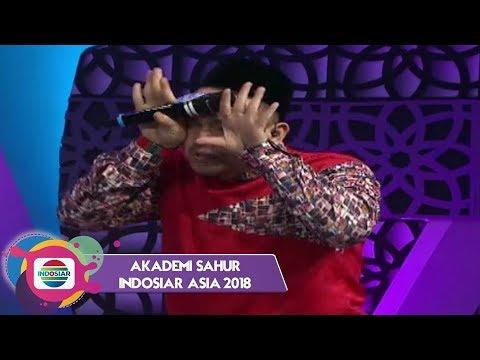 Ampun!!! Gilang Bisa Juga Impersonate Boneka Mampang | Aksi Asia 2018