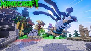 Minecraft Pixelmon+ Cùng Noob Yeti Triệu Hồi Shiny Giratina  Siêu đẹp