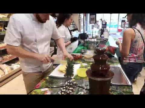 live-pièce-artistique-en-chocolat-pour-pâques-recette-de-cookie-en-live-!