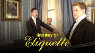 History of Etiquette (in One Take) | History Bombs