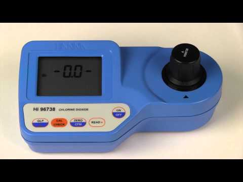 Knowledge Base: Cal Check Procedure For Portable Colorimeters