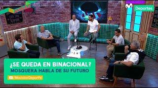 Al Ángulo: ¿Roberto Mosquera se queda en Binacional luego de ganar la Liga 1 Movistar?