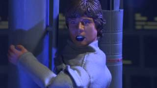 Robot Chicken - Star Wars - No Luke, I am your father. That