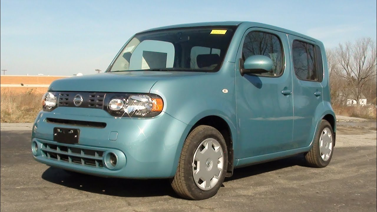 mvs 2011 nissan cube 1 8 s youtube. Black Bedroom Furniture Sets. Home Design Ideas